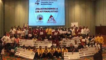 Cafeteros de Caldas, Antioquia, Cauca y Tolima, ganadores de la 4° versión de Colombia, Tierra de Diversidad.