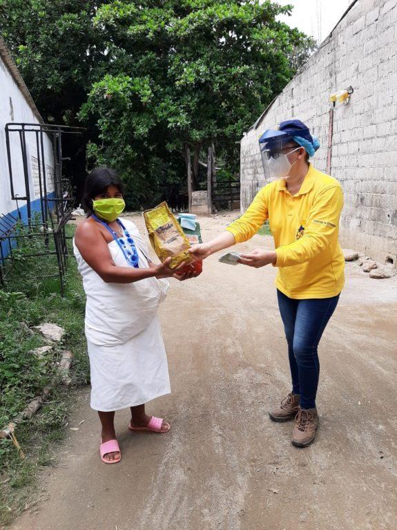 SEMBRAR Y COSECHAR FAMILIAS CON BIENESTAR